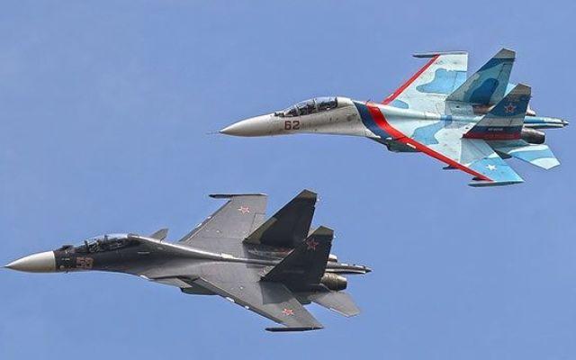 Aereo Da Caccia Russo : Siria aereo militare russo abbattuto da jet turchi