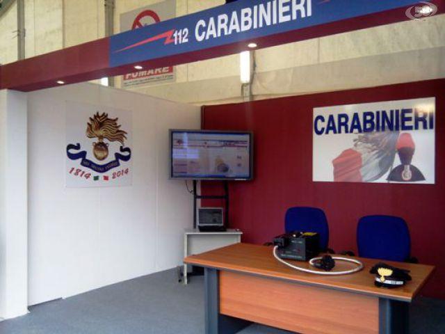 Avezzano; Il liceo artistico e l'arma dei carabinieri