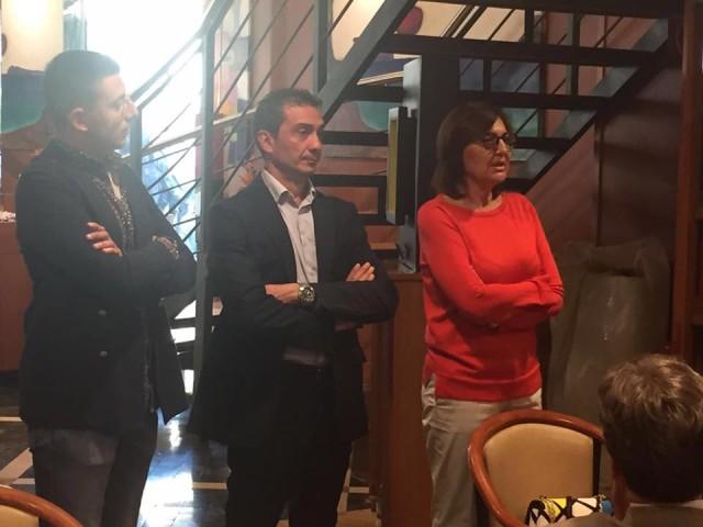 UGL Medici, incontro con i candidati Mauro Piconi e Matteo Fordellone