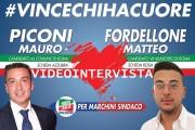 Elezioni a Roma;  videointervista a Mauro Piconi e Matteo Fordellone candidati al Comune di Roma e al VII Municipio
