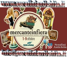 logo mercante in fiera serafini