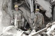 Reportage del terremoto;