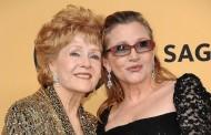 Debbie Reynolds e Carrie Fisher, unite da un unico destino