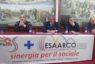 Pimos approda a Lamezia Terme; presentazione in grande stile con l'Esaarco: