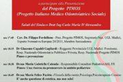 Appuntamento a Cassino per Pimos; presentazione del progetto presso la Sala Municipale Restagno