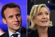 Francia,  al ballottaggio Macron e Marine Le Pen. Sconfitti i partiti storici con una voto filoeuropea