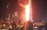 Grattacielo di Dubai in fiamme; nessun ferito e danni ingenti. Mistero sulle cause dell'incendio