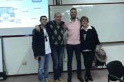 Argentina; en la carrera de ingeniería informática para Juan Pablo Imperiale