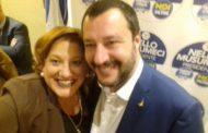 Fermento in Sicilia; Natasha Pisana incontra Matteo Salvini: