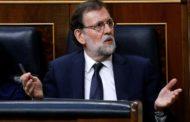 Rajoy nel pomeriggio riferirà al Congresso sulla crisi Catalana