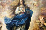 L'Immaculata Conceptio; dogma principale della fede cattolica e l'usanza dei fuochi
