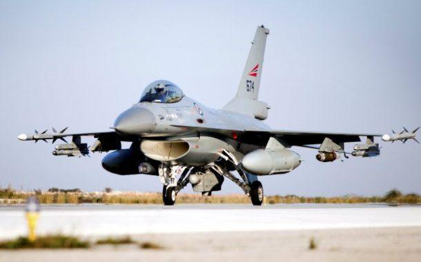 F 16 irariano abbattuto dalla contraerea di Damasco