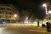 Forte sisma a Taiwan, crolla un albergo. Morti e feriti