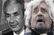 Dall'Italia di Aldo Moro a quella di Beppe Grillo, evoluzione o involuzione della patria ferita
