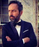 L'attore lucano Antonio Andrisani