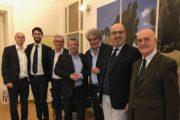 Medicina sociale, Fordellone sottoscrive protocollo d'intesa con Luc Roger di Harmonie Mutuelle