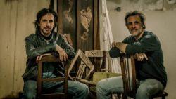 """La malafesta"""", con Rino Marino e Fabrizio Ferracane"""