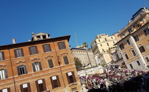 Omaggio alla città eterna che da sempre fa sognare. Roma capitale d'Italia e capitale del mondo. MMDCCLXXI