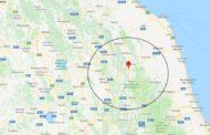 Scossa sismica avvertita nelle Marche di magnitudo 3.8 con epicentro nel maceratese
