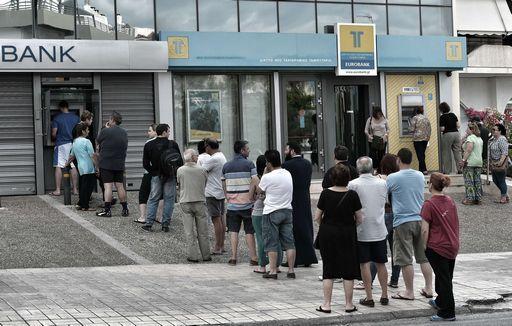 La Grecia ad un passo dal default