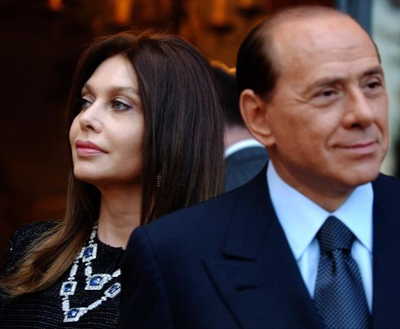 Berlusconi vs. Lario; un divorzio da 1,4 milioni  di euro