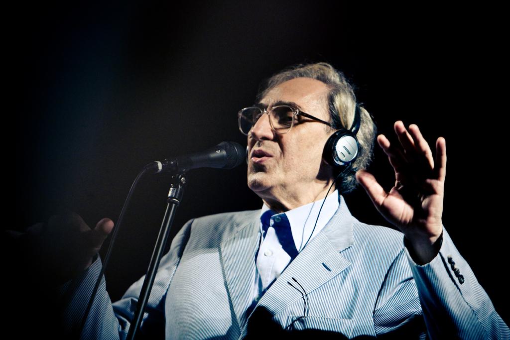 Battiato, precursore ed interprete realista della musica inossidabile