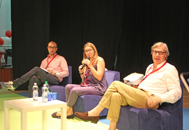 Sgarbi in Abruzzo a Controsenso il Festival della Comunicazione
