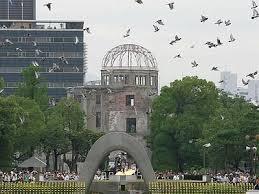 Hiroshima, 6 agosto 1945;  70 anni dalla prima bomba atomica.