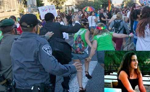E' morta la ragazza 16enne pugnalata  al Gay Pride da un estremista ebreo ortodosso.