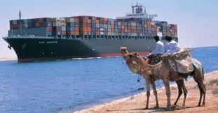 Suez, raddoppia  il canale che ha fatto la storia