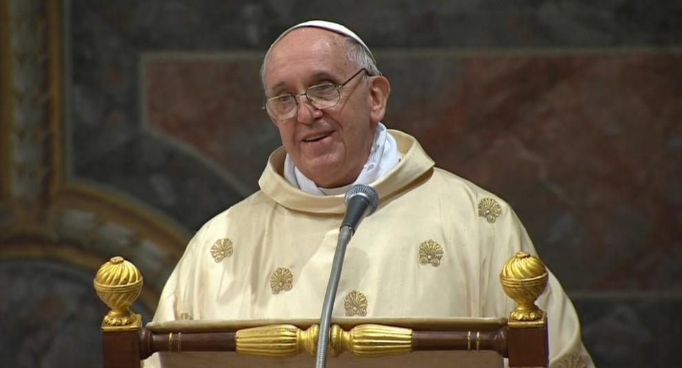 Giubileo,Papa Francesco:assoluzione per l'aborto