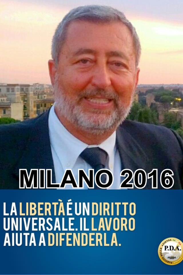 Gianmario Ferramonti in pole position per la candidatura a Sindaco di Milano 2016
