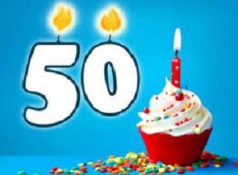 La felicità comincia a 50 anni?