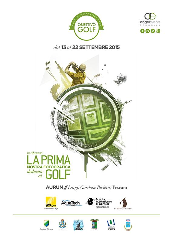 Mostra fotografica dedicata al golf apre i battenti in Abruzzo