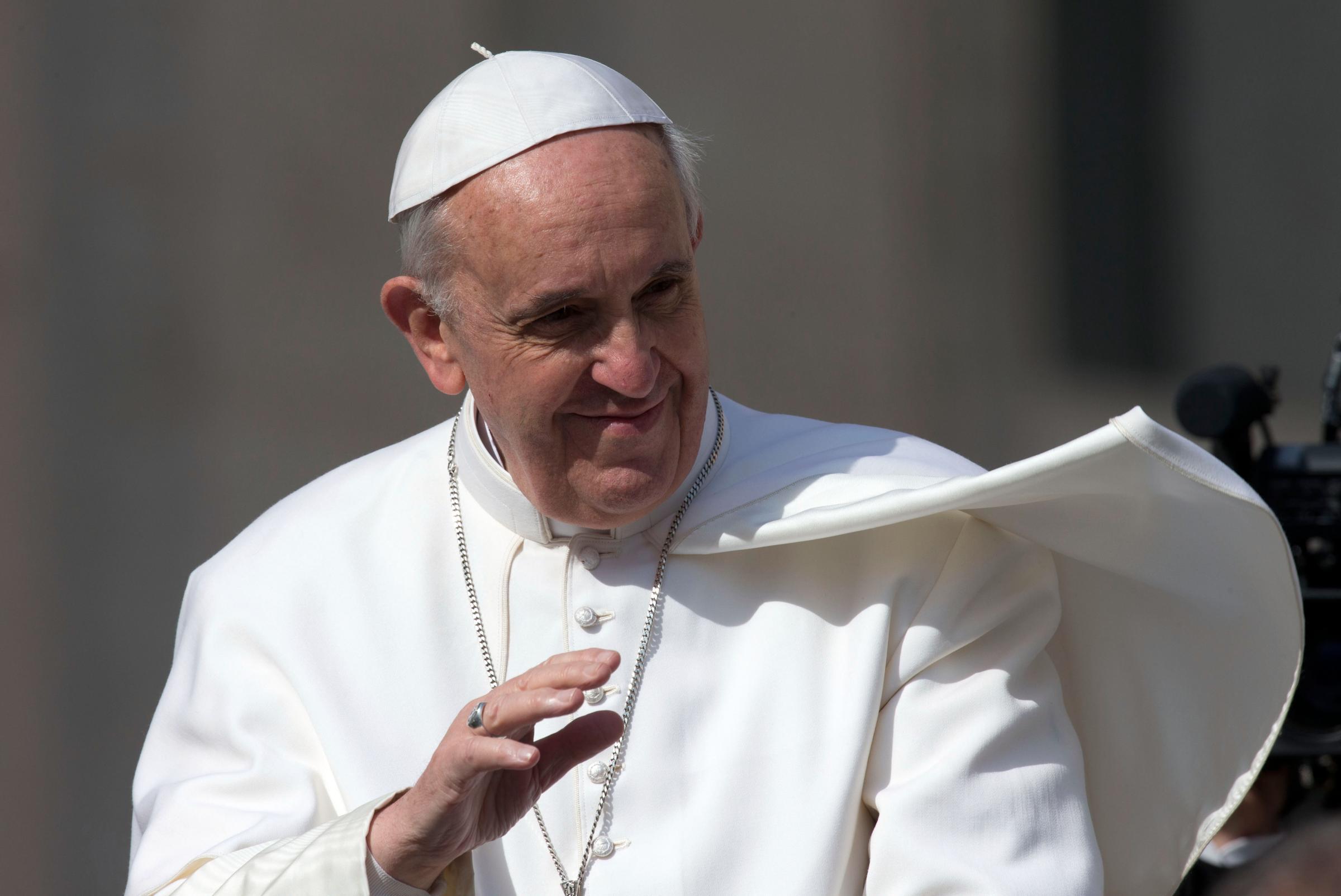Rivoluzione Bergoglio: