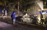 Incendiate tre auto in Abruzzo; erano di proprietà del Sindaco di Tagliacozzo. Ipotesi dolosa