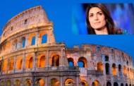 RAGGI DI LUCE SU ROMA