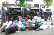 Roma sommersa dai rifiuti