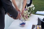 Matrimoni civili, ricorrenze, anniversari. Il cerimoniale indimenticabile con il suggestivo rito della sabbia