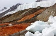 Cascate di sangue nell'Antartide, svelato il mistero