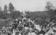 Cento anni fà la disfatta di Caporetto, migliaia di italiani costretti alla resa