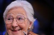 La scomparsa di Amalia Signorelli lascia un grande vuoto nel mondo culturale