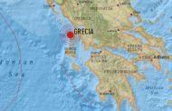 Grecia; Forte scossa di terremoto nella notte, non si hanno notizie di danni rilevanti