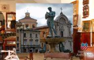 Centro storico dell'Aquila, al via la promozione di Serafini Antichità: sconti del 35% per gli arredi di immobili in zona rossa