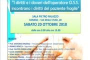 Diritti e doveri dell'operatore O.S.S. incontrano i diritti dei pazienti. Convegno a Comiso il 20 ottobre, Natasha Pisana: