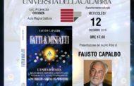 Presentazione a Cosenza per il libro di Fausto Capalbo