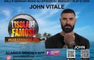 John Vitale impazza nel web e social media, grande attesa per il voto su Mediaset play a sostegno del guerriero partenopeo