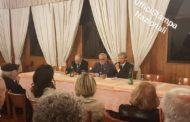 Serata in grande stile a Roma per l'incontro culturale di Luf Italia sul libro di Fausto Capalbo