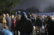 Notte di protesta nella capitale romana, sommosse popolari nel quartiere di Torre Maura