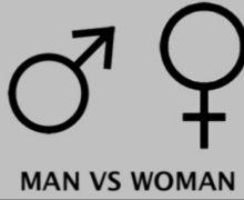 Costume e società - Adamo contro Eva: uomini che invidiano le Donne.
